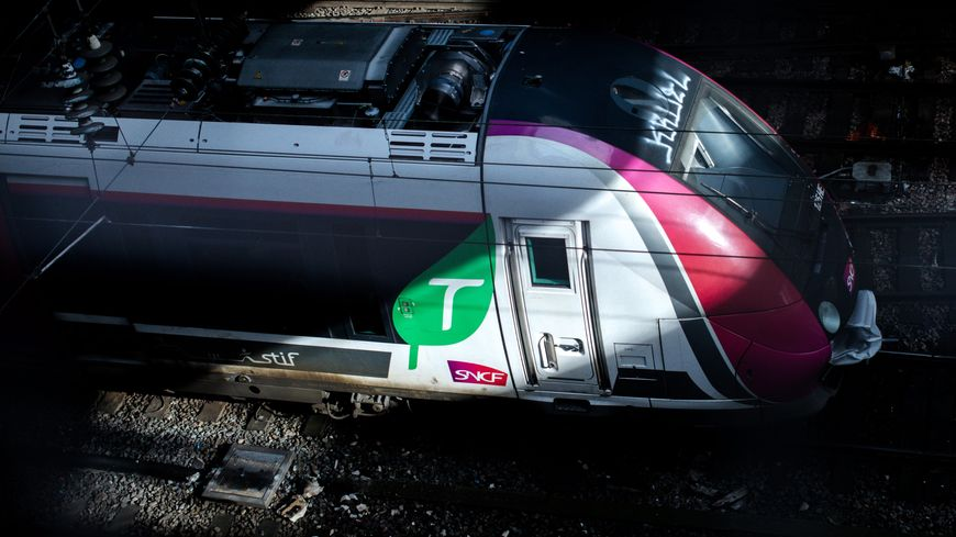 train SNCF (illustration)