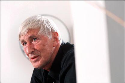 Tomi Ungerer en 2001 à Strasbourg