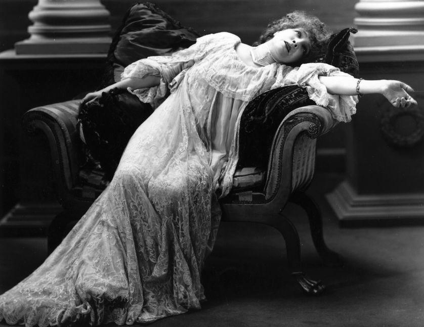 Sarah Bernhardt en 1880
