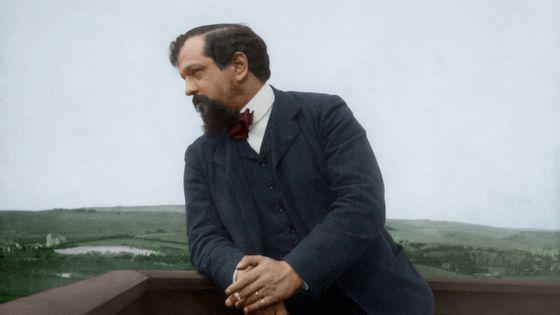 Debussy à Pourville, en 1904