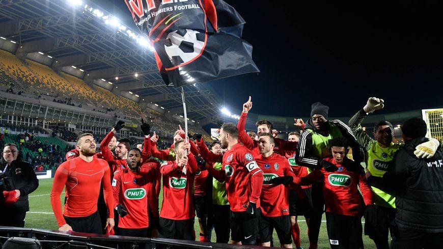 Demi finales de la coupe de france de football les - Finale de la coupe de france de football ...