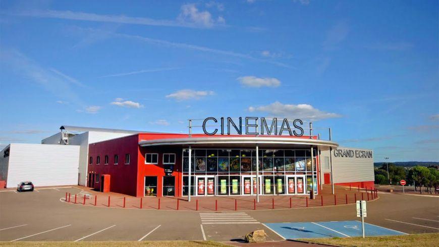 Le cinéma Grand Ecran Ester à Limoges