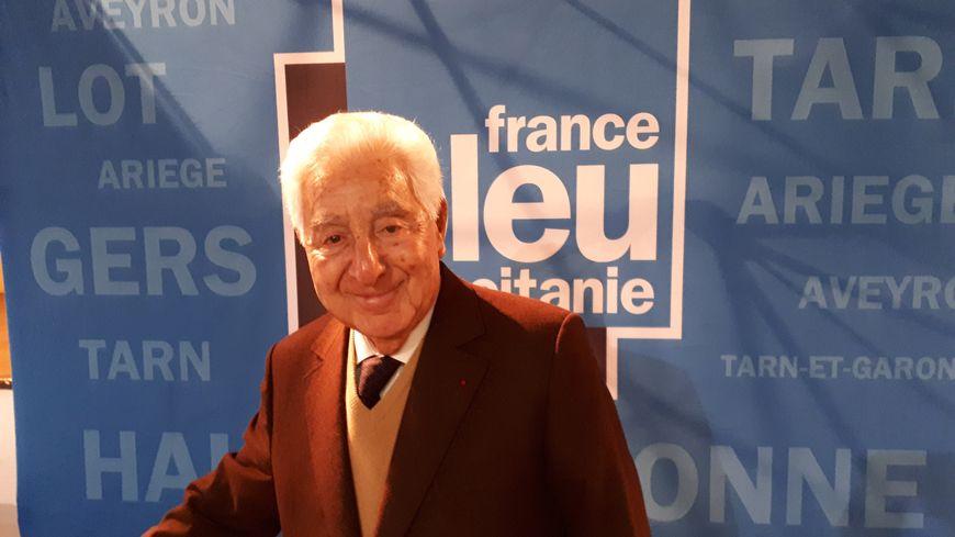 André Trigano, maire de Pamiers