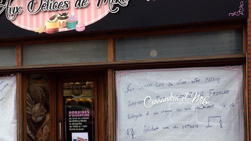Les commerçants exclus de la zone franche en colère dans l ...