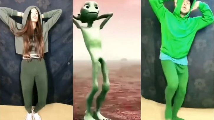 extraterrestre musically