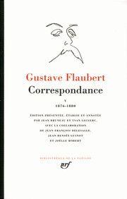 Correspondance, Gustave Flaubert