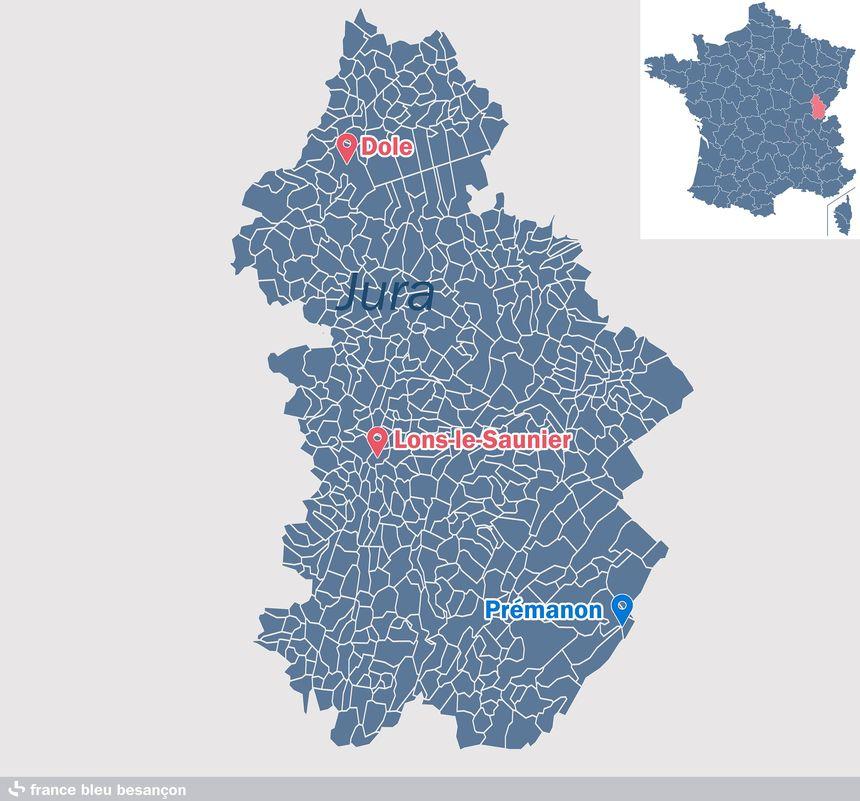 Prémanon, dans le Jura