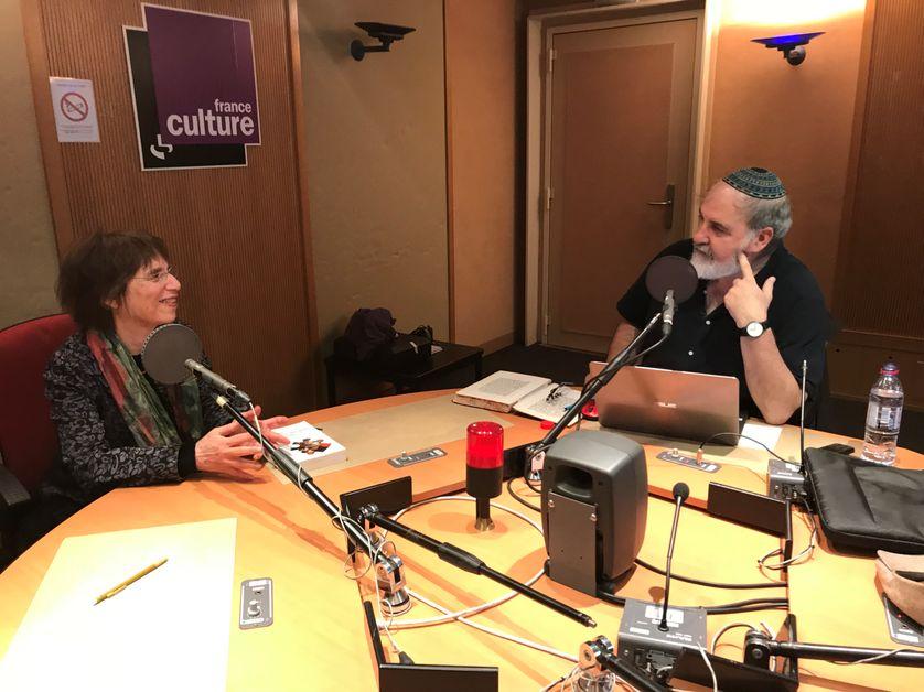 Nurith Aviv et Marc-Alain Ouaknin