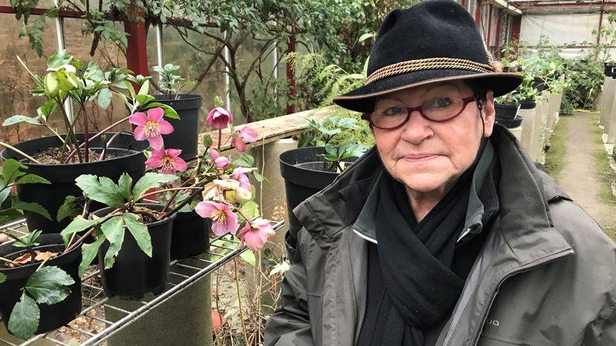 Martine Lemonnier, la botaniste des Jardins de Bellevue