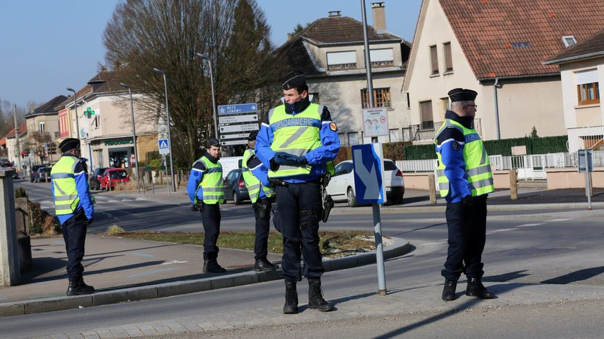 Les gendarmes ont eu fort à faire dans la zone de sécurité prioritaire