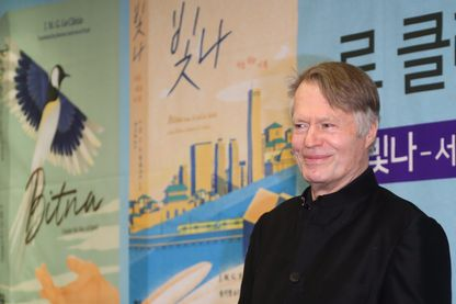 Jean Marie Gustave Le Clézio, prix nobel 2008