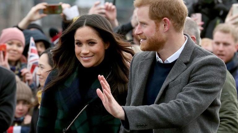 Mariage de Meghan et Harry : 2.640 invités au parc du château de Windsor.