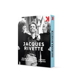 Coffret Jacques Rivette