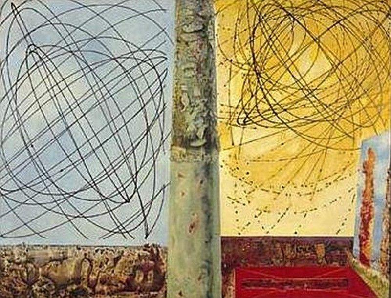 Max Ernst – Planète affolée (1942)  Tel-Aviv Art