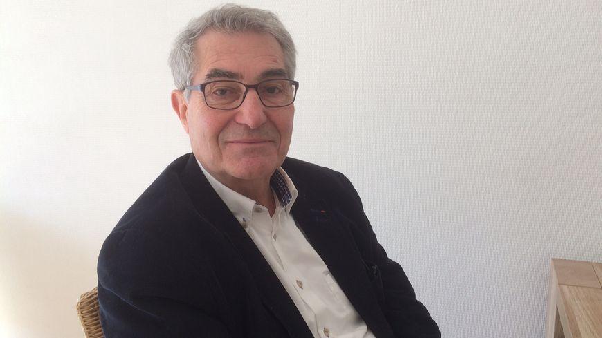 """Le grand regret de Jean-Paul Denanot reste l'échec de la LGV. """"Un projet qui doit refaire surface !"""", dit-il."""