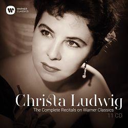 Christa Ludwig : A tribute - 70 ans DEUTSCHE GRAMMOPHON