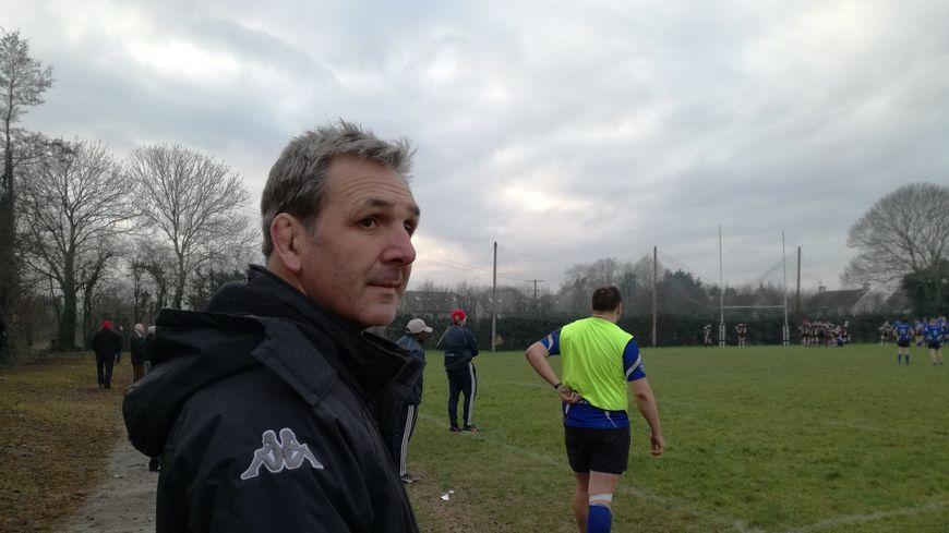 Régis Sonnes, directeur du rugby de la Bandon Grammar School (Irlande) avant de revenir au Stade Toulousain.