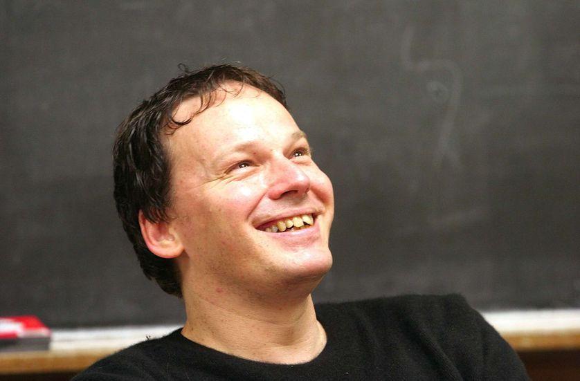David Graeber, professeur d'anthroplogie à l'université de Yale•