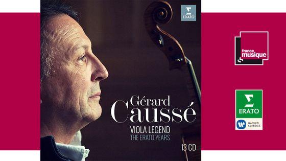 Gérard Caussé - Viola Legend