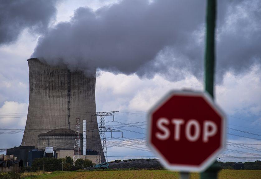 Centrale nucléaire de Cattenom, Lorraine, octobre 2017