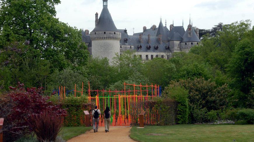 Domaine De Chaumont Sur Loire Une Troisieme Etoile Au Guide Vert