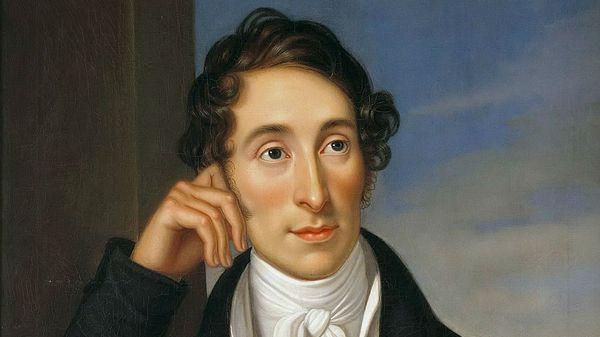 Carl Maria von Weber à Dresde en 1821 (3/5)