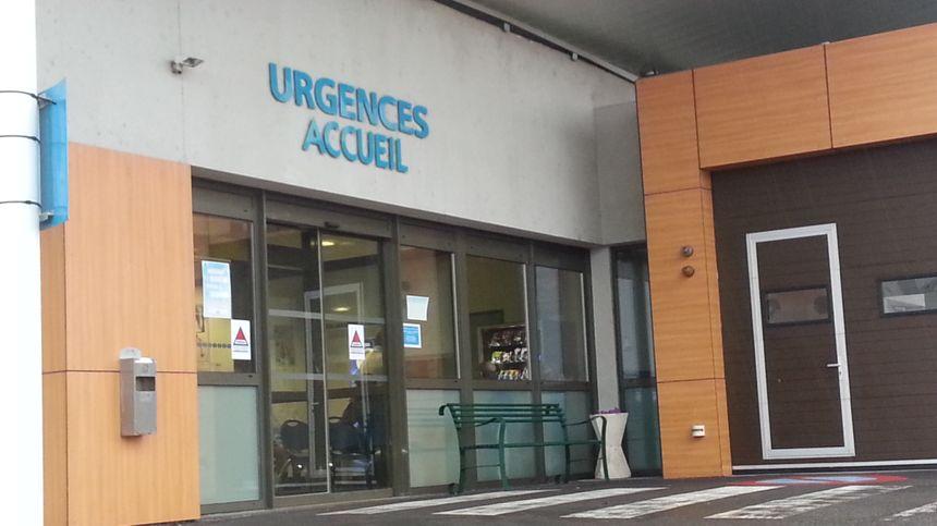 Le services des urgences de l'hôpital de Vierzon (Cher)  n'est pas épargné non plus.