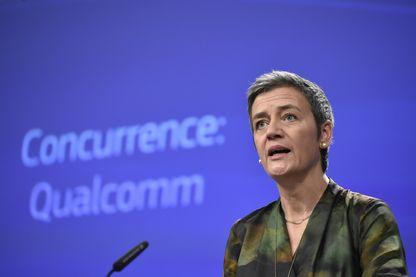 Margrethe Vestager, commissaire européenne à la concurrence