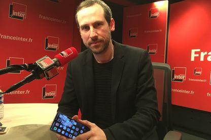 Eelo, le téléphone éthique de Gaël Duval, devrait sortir en janvier 2019