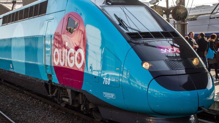 Les trains grande vitesse OUIGO arrivent en Lorraine