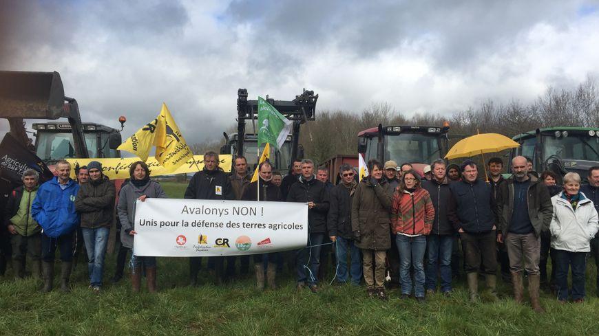 Fait rare, l'ensemble des syndicats se mobilise contre le projet Avalonys