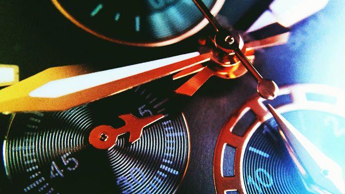 La physique et le temps