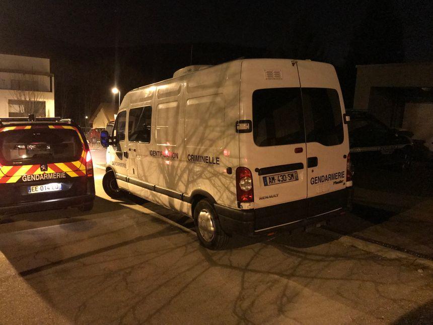 Les gendarmes ont passé une partie de la nuit à Srs-Sur-Moselle