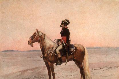 Napoléon Bonaparte par Edouard Detaille