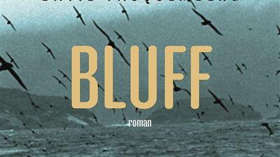 BLUFF de David Fauquemberg éditions Stock