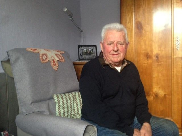 Francis Ory, 80 ans, se souvient de pleins de bons souvenirs au centre Rey-Leroux où il est né