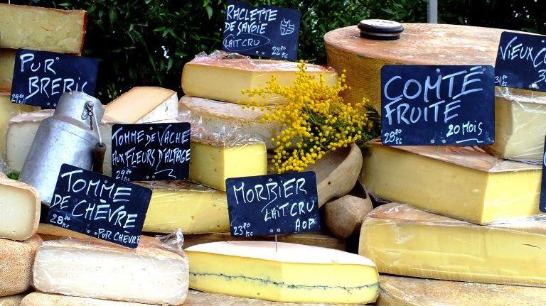 La journée du fromage a lieu ce 27 mars.