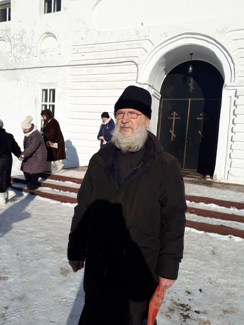 Le Père Mikhaïl de la paroisse d'Ardatov : Quand la situation économique est difficile, les gens se raccrochent à Dieu