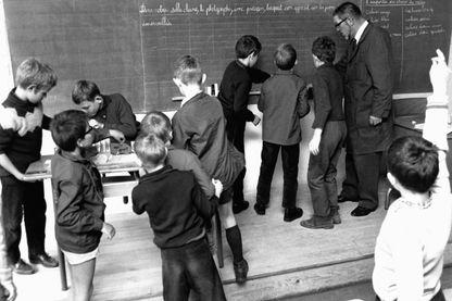 1968 a-t-il changé l'école ?
