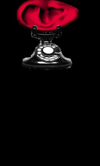 """Illustration pour """"le téléphone sonne"""""""