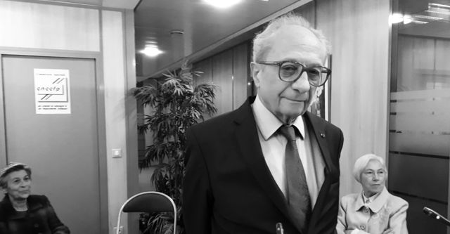 François Logerot, président de la Commission nationale des comptes de campagne et des financements politiques (CNCCFP)