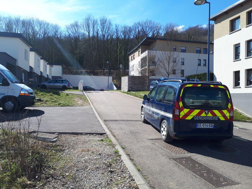 Ce quartier récent se trouve à la sortie d'Ars-sur-Moselle, en direction de Gravelotte.