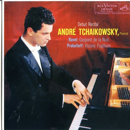André Tchaikowsky : The complete RCA album collection