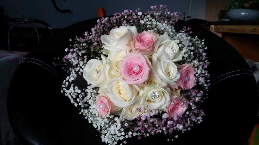 Les fleurs de Virginie.