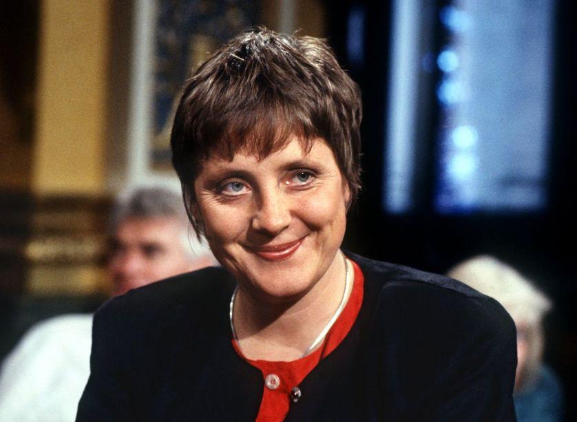 Angela Merkel croise le chemin de Daniel Cohn-Bendit en 1992.