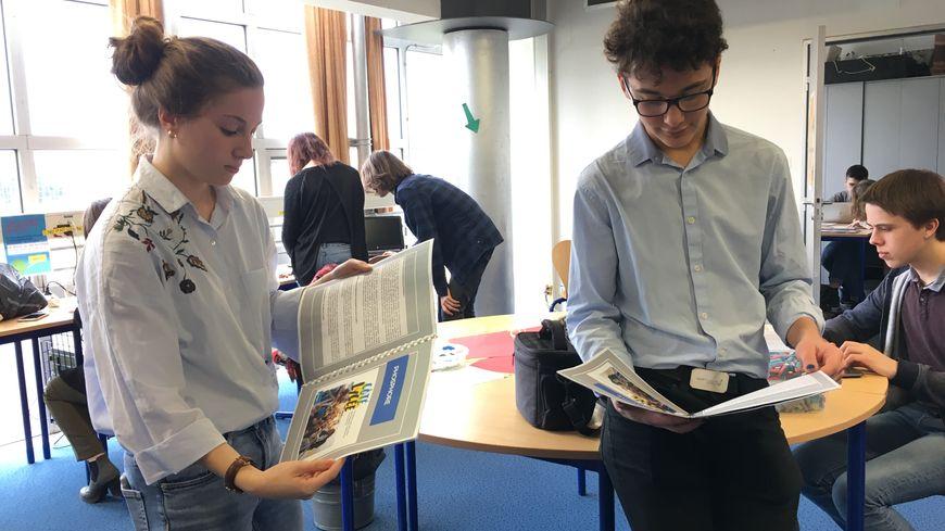 Les lycéens-éditeurs de Turfu les éditions à Poitiers