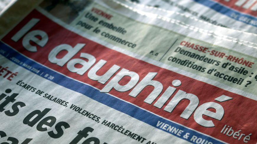 Christophe Tostain est PDG du quotidien régional Le Dauphiné Libéré.
