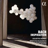 La Passion selon Saint Matthieu BWV 244 : Aus Liebe will mein Heiland sterben (2ème partie) Air soprano - pour soprano flûte traversière 2 cors angla - MAILYS DE VILLOUTREYS