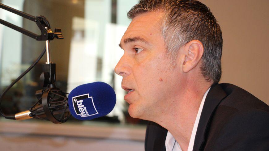 Le député de Vaucluse, Jean-François Cesarini