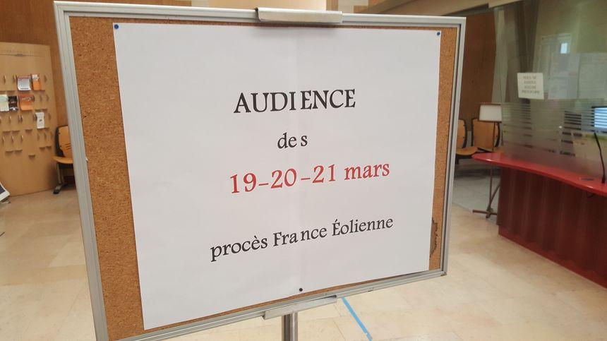 Un procès hors normes durant trois jours devant le tribunal correctionnel d'Orléans
